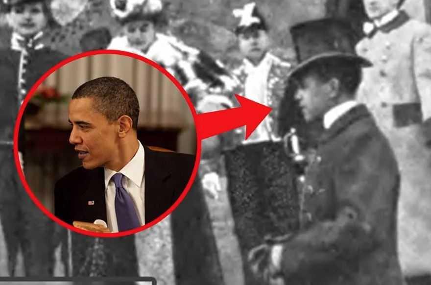 По словам Эндрю Басиаго, Барак Обама(Барри Сотеро) был частью той же программы -