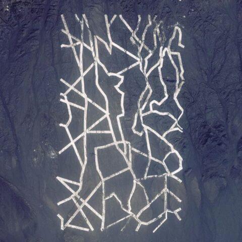 Таинственные линии в пустыне Китая