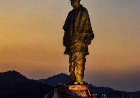 Индия представляет самую высокую статую в мире