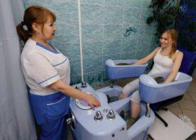 Электрические ванны: Денки Буро