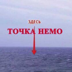Точка Немо: Одиночество и Морские Монстры