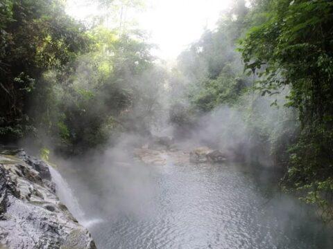 Легендарная река, которая варит заживо своих жертв.