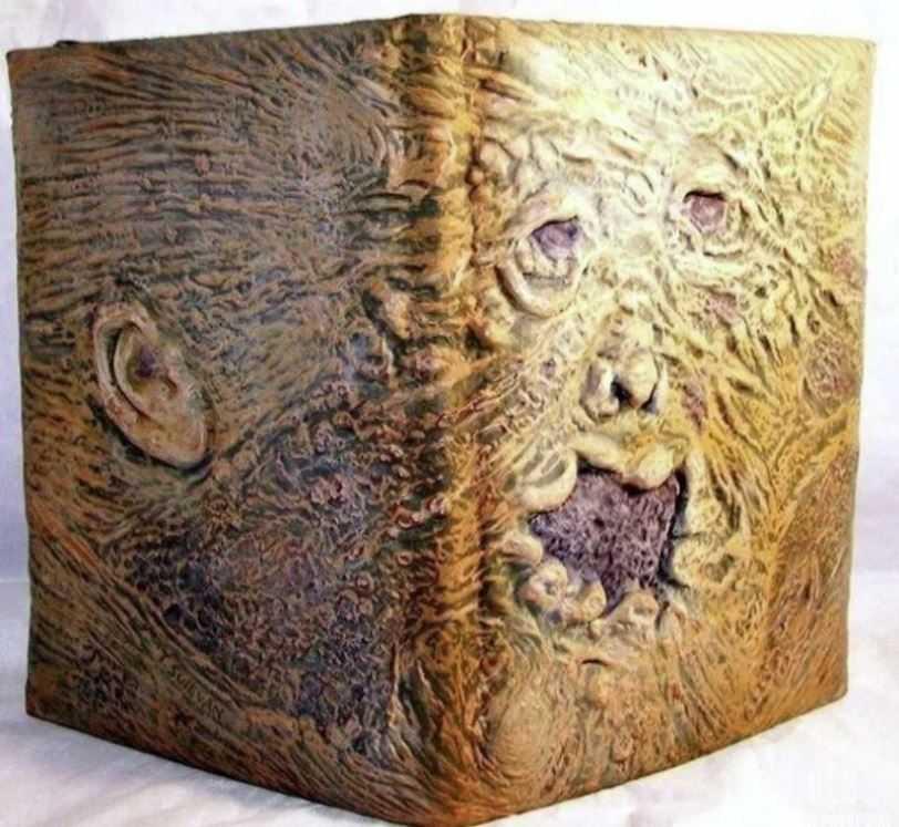 В XVII-XVIII столетиях переплеты для отдельных книг периодически производились из человеческой кожи.