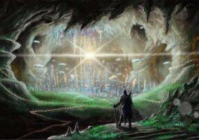 Запретная земля Агарты: Цивилизация внутренней Земли