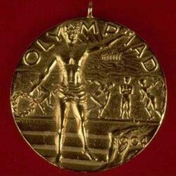 """Живые """"экспонаты"""" в олимпийских играх 1904 года"""
