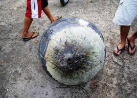 Тайна металлической сферы, упавшей с неба