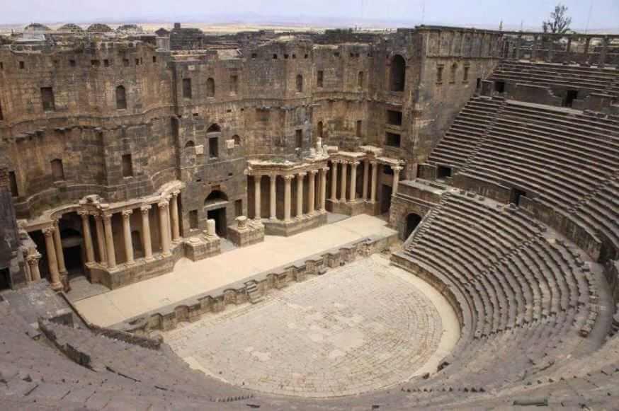 Один из старейших городов планеты Дамаск.