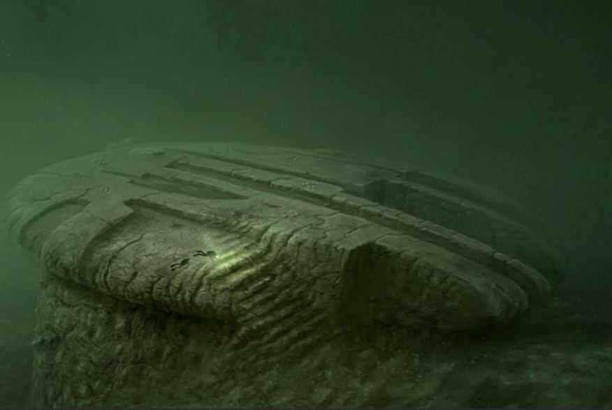 Балтийская аномалия: объект на дне Балтики поставил ученых в тупик.