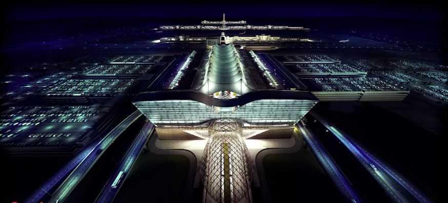 Аэропорт Денвер.