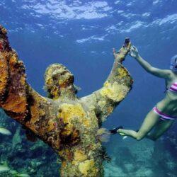 Подводное искусство, помогающее спасти наши океаны