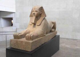 Еще один Сфинкс, обнаруженный в Египте