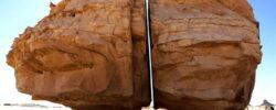 Древний мегалит был вырезан с лазерной точностью?