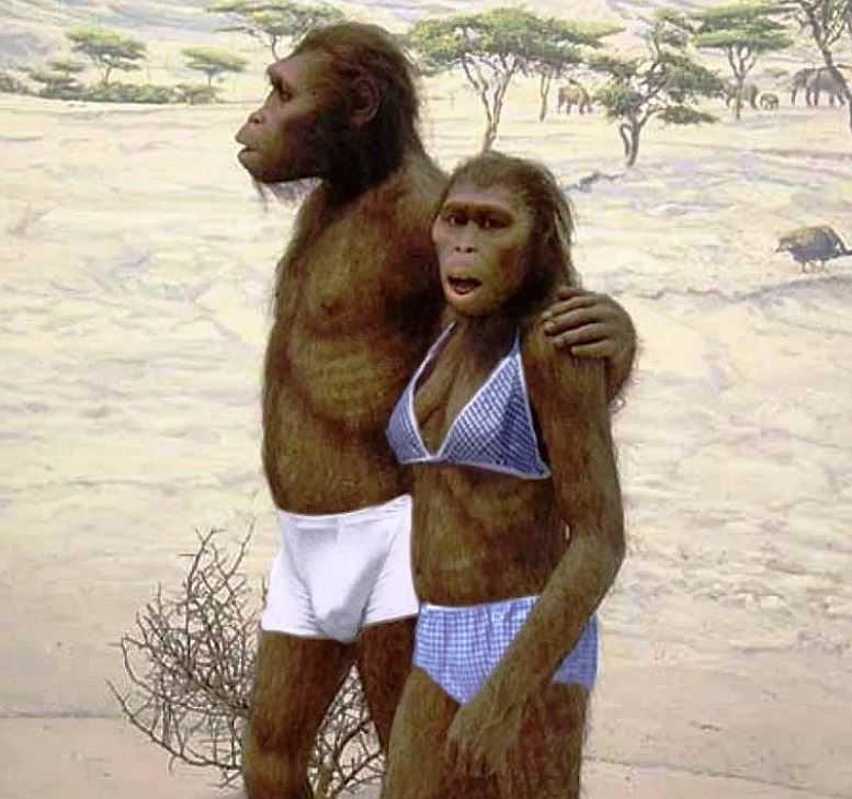 Все люди произошли от одной пары, 200000 лет назад