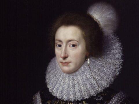 Елизавета Стюарт, королева Богемии.