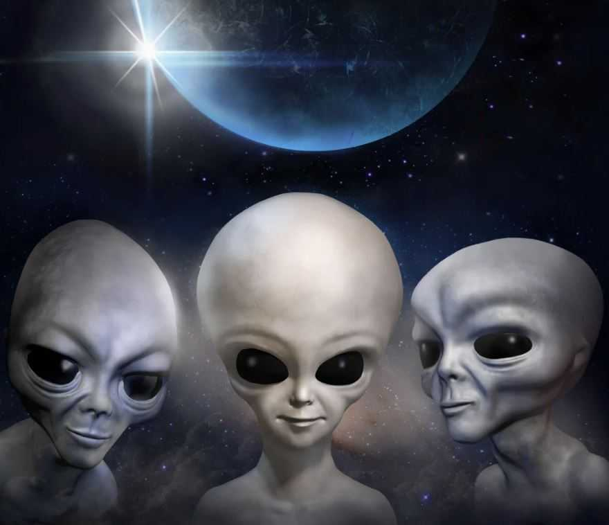 Древние пришельцы создали человеческую расу