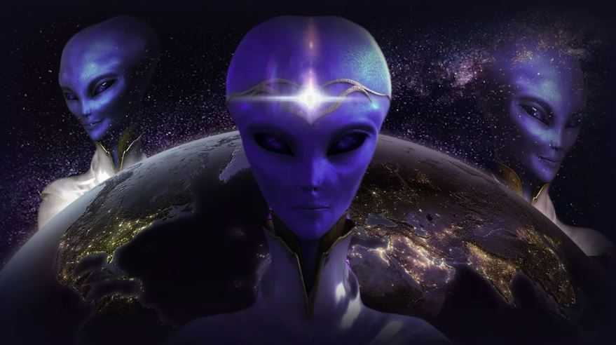 Ученые считают, что древние цивилизации контактировали с пришельцами.