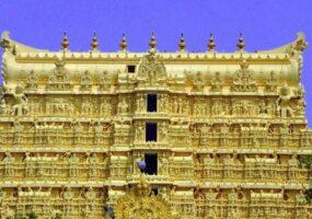Таинственная дверь Храма, которую не возможно открыть