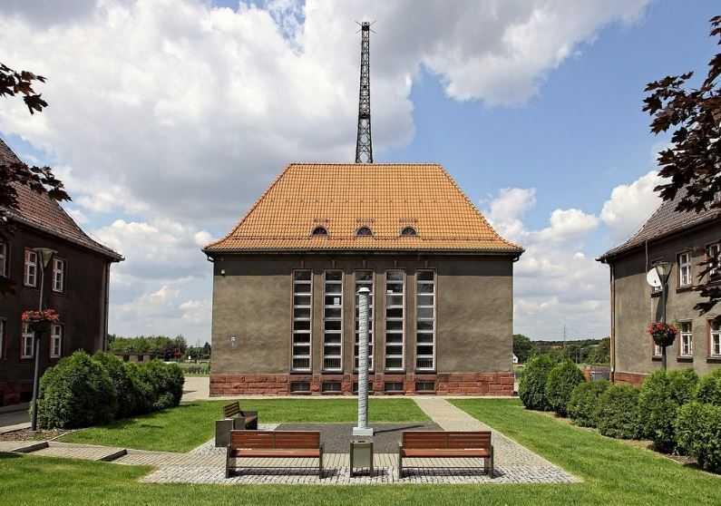 Сейчас в здании радиостанции расположен музей.