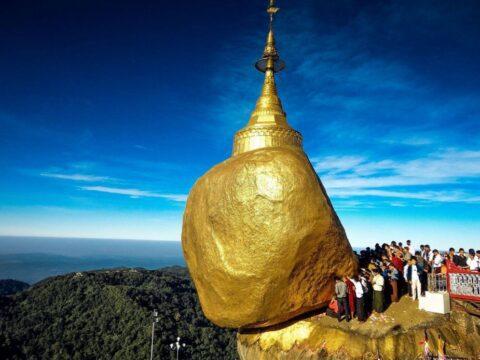 Валун Будды.