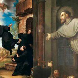 Итальянский священник умевший левитировать