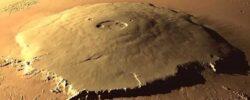 Таинственные спирали на поверхности Марса