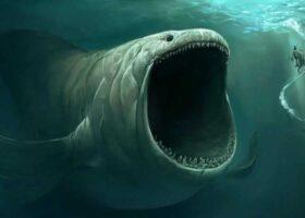 «Бульк» — звук глубоководного таинственного монстра