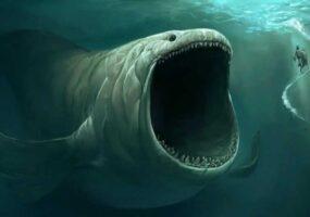 """""""Бульк"""" — звук глубоководного таинственного монстра"""