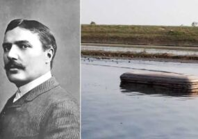 Гроб, нашедший путь домой — история Чарльза Коглана