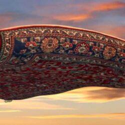Летающие средства передвижения: сказочные технологии