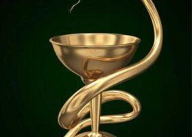 Почему змея — символ медицины и аптек?