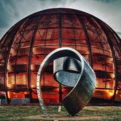 Небесный портал и другие странности: ЦЕРН