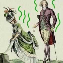 Ароматы двора в эпоху Людовика XV