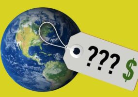 Стоимость нашей планеты: 5 000 000 000 000 000 долларов США