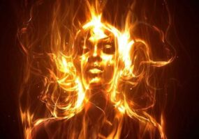 Самовозгорание в Санкт-Петербурге: случай Мэри Ризер