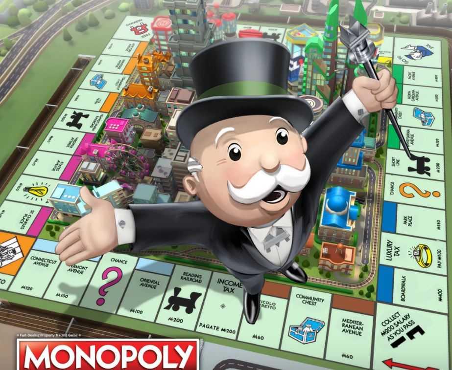 Мистер Монополия. Первоначально известный как богатый дядя Пеннибэг, не носит монокль!