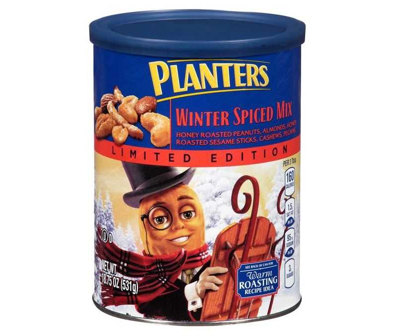 Mr.Peanut (Господин Арахис)- рекламный логотип и талисман Planters.