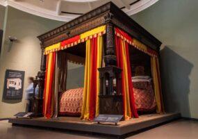 Великая кровать — керамическое создание