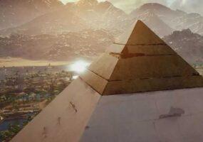 """Где """"замковый камень"""" Великой пирамиды Египта?"""
