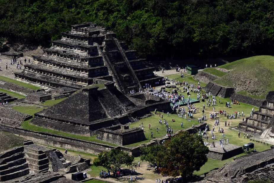 Эль-Тахин: древний, портовый город в Мексике. Также его называли город грома.