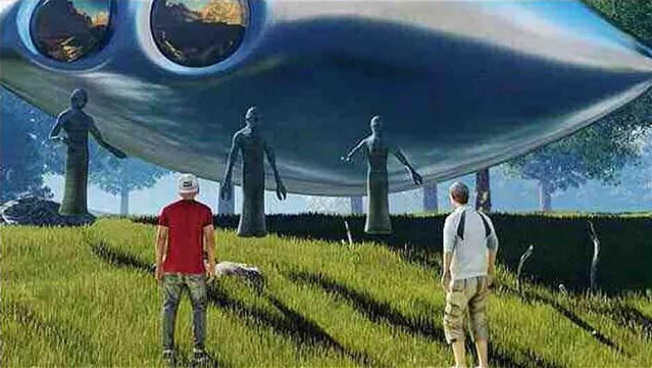 Похищение инопланетянами на реке Паскагула 1973 года