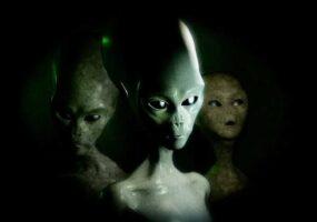 """Проект """"Аквариум"""": пришельцы и инопланетяне"""