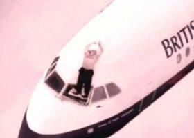 Рейс 5390 British Airways: пилота высосало из окна!