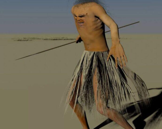Легенды о путешествиях и племенах безголовых людей
