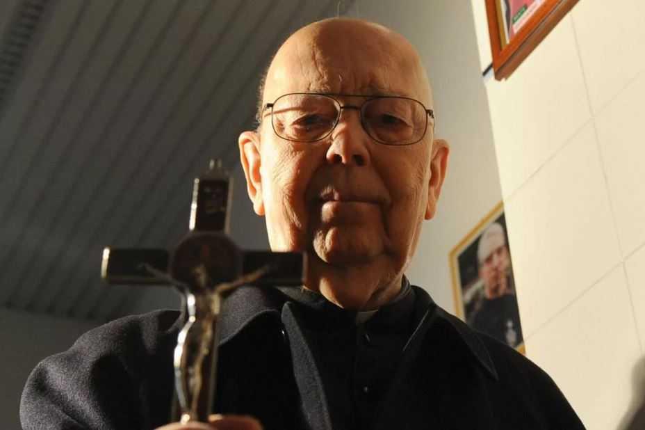 Главный экзорцист Ватикана: отец Габриэле Аморт противостоял самому Люциферу