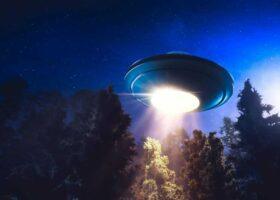 Странная встреча с инопланетянами в Финляндии