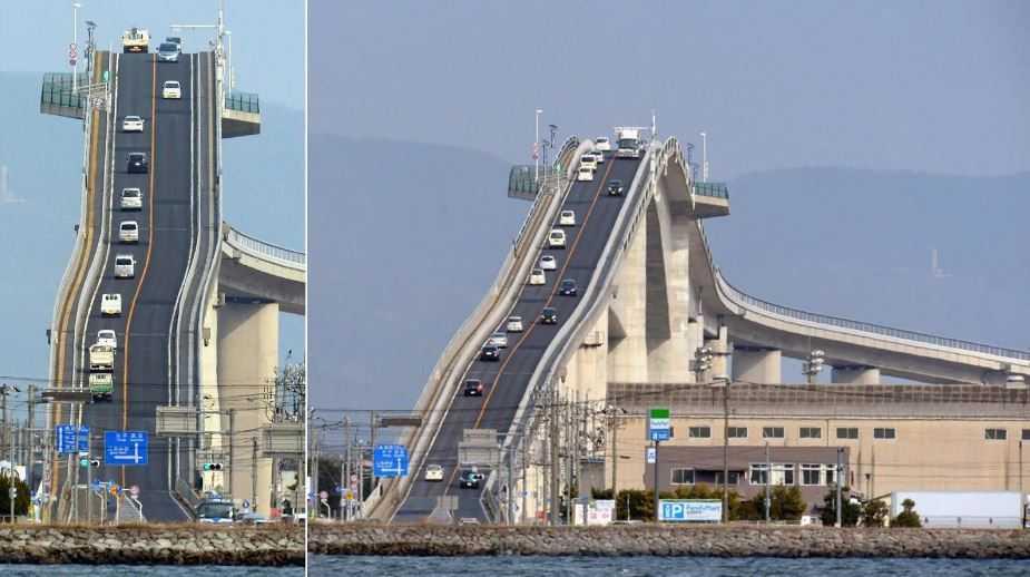 Мост Мацуэ Охаси.