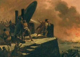 Архимед и горящие зеркала