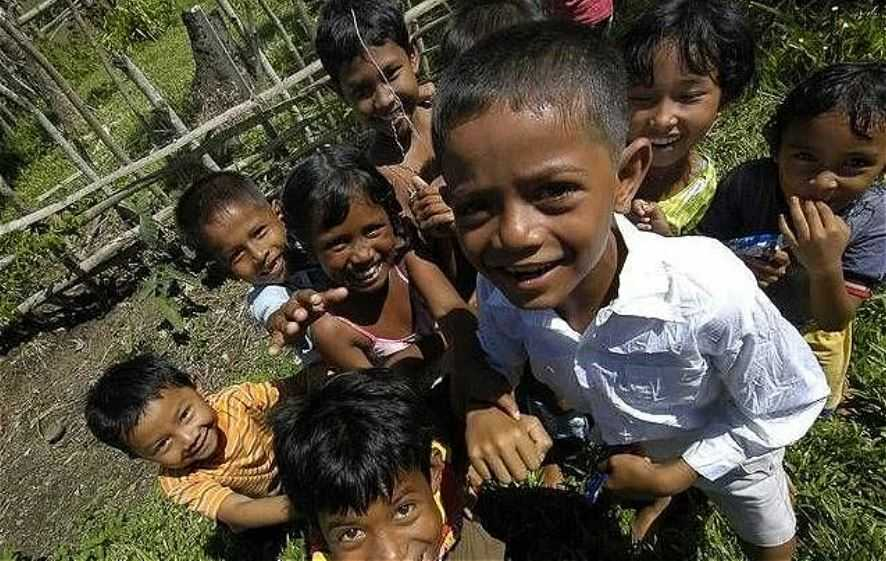 Загадка пропавших детей на Суматре
