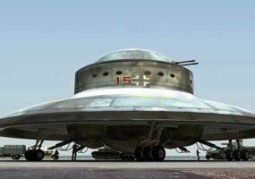 Нацистский медиум получил схемы космического корабля