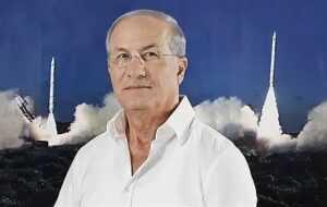 Хаим Эшед, бывший глава программы космической безопасности Израиля.